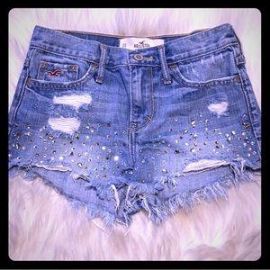 Hollister Jean Shorts 💎